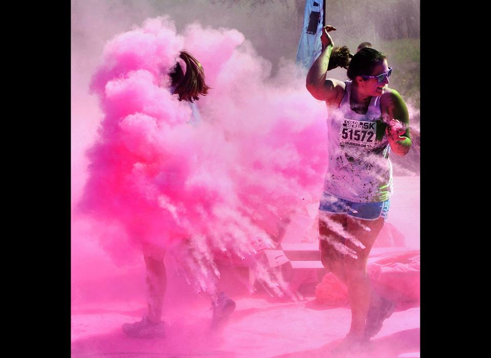 Cos'è e come organizzare una Color Run o una 5K ?