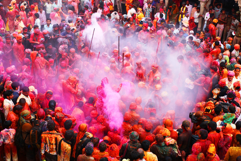 Holi Festival: dove nasce e cos'è