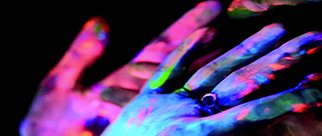 Holi Colors Fluo