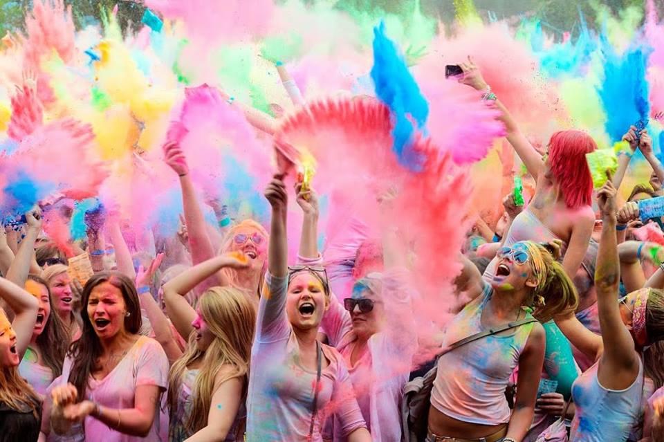 Nuove Attività per villaggio turistico, stagione estiva 2015: Festa del Colore