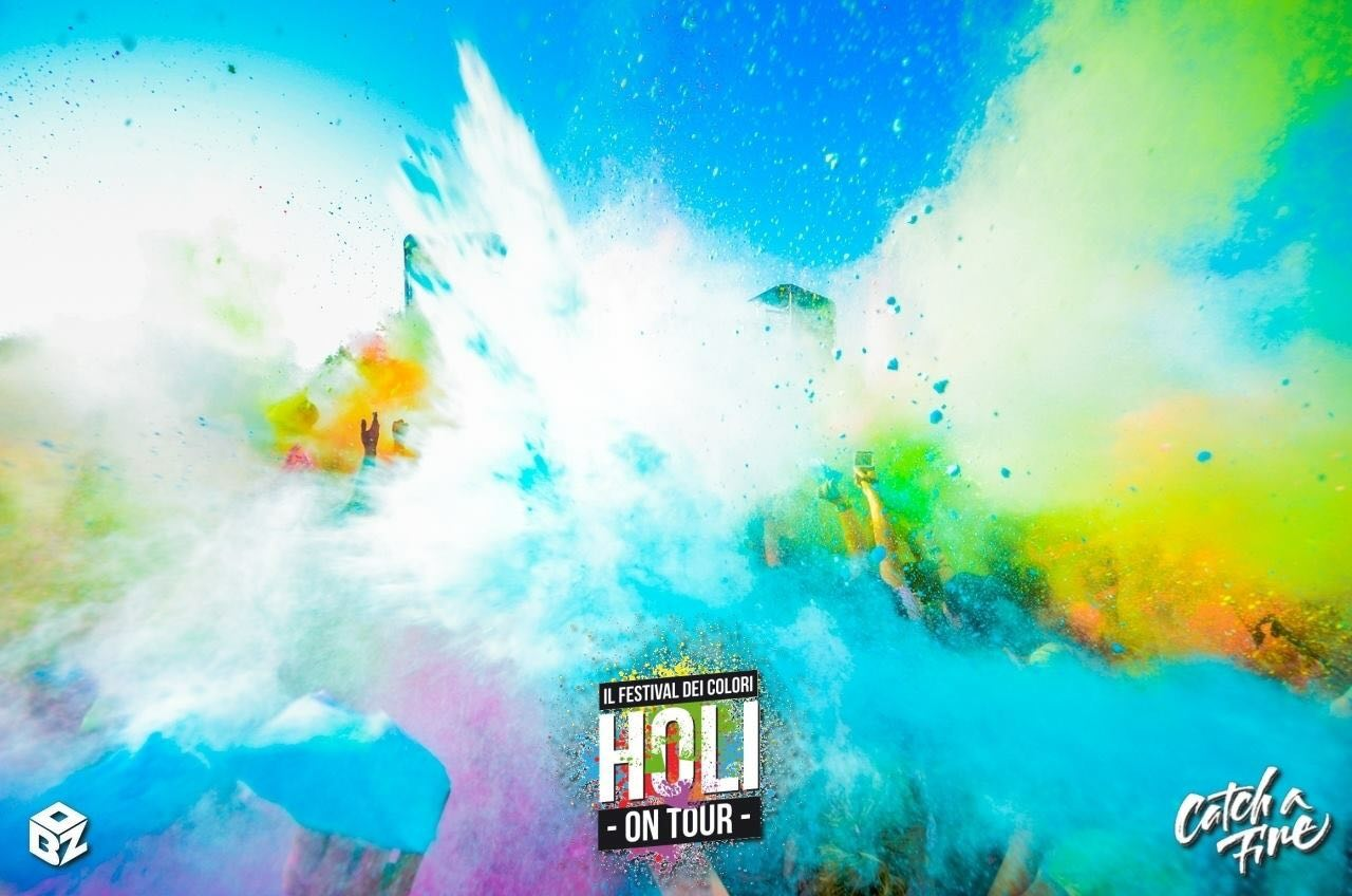 Holi Colors : Scegliere il giusto quantitativo di Holi Colors per un Holi Festival / Holi Party / Festival del Colore / Simil Color Run