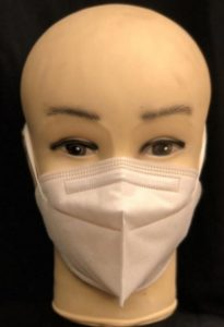 Mascherina KN95 (FFP2) senza filtro
