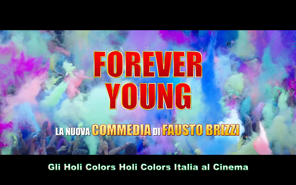 holi colors forever young