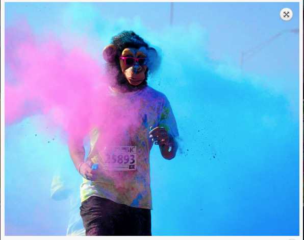 Color Run Color Party