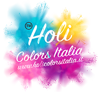 Logo Holi Colors